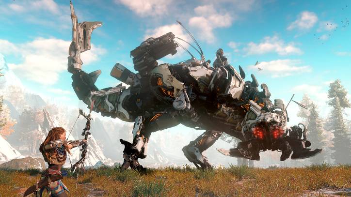 3 Reasons to Check Out PlayStation's 'Horizon: Zero Dawn' Blockbuster Game