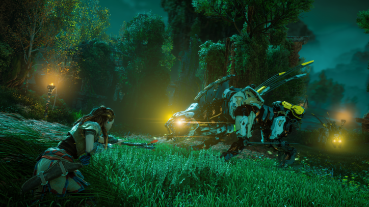 Watch Civilization Collapse in new 'Horizon Zero Dawn' Trailer