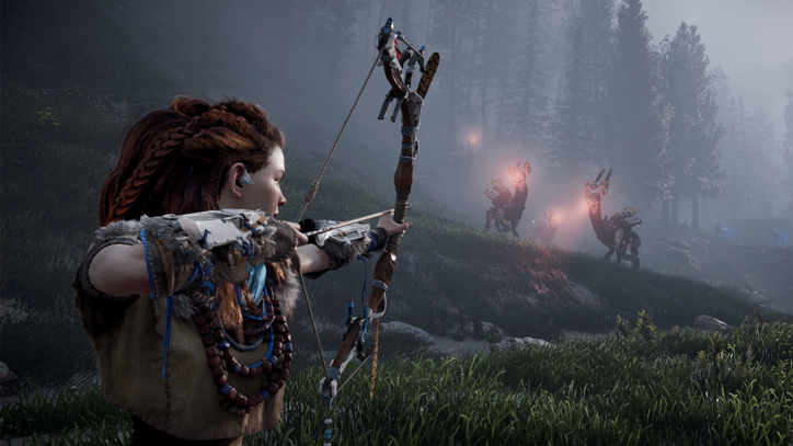 See Behind the Scenes of PlayStation's 'Horizon Zero Dawn'