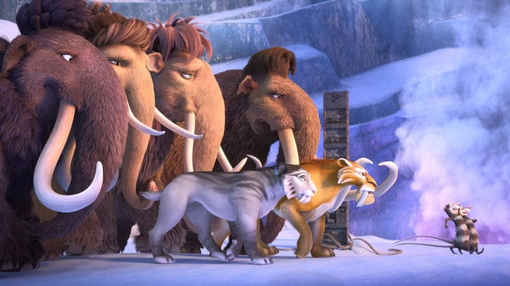 'Ice Age: Collision Course' Review: Thaw and Order