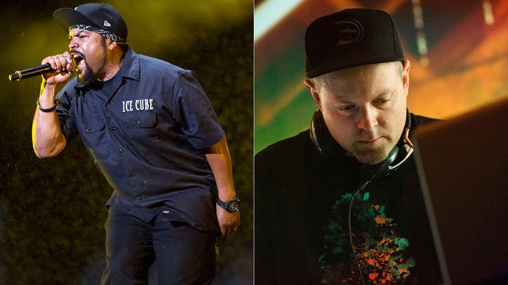 Hear Ice Cube, DJ Shadow's Menacing 'Nobody Wants to Die' Collaboration