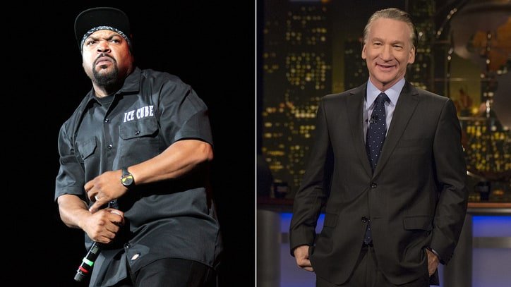 Ice Cube on Bill Maher Racial Slur: 'You Gotta Know When to Shut Up'