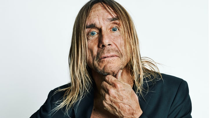 Hear Iggy Pop's Ragged New Acoustic Ditty 'Asshole Blues'