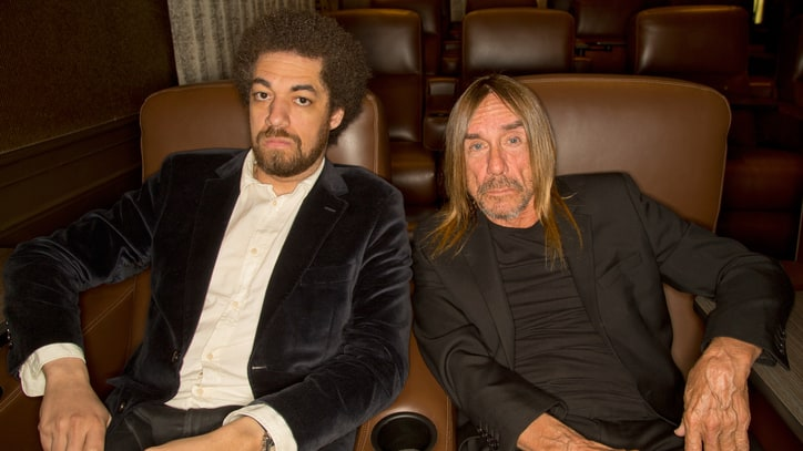 Hear Iggy Pop and Danger Mouse's Haunting New Song for 'Gold' Soundtrack