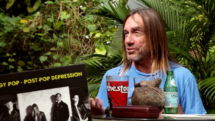 Watch Iggy Pop, Thurston Moore Talk Early Stooges, Playing Vacuums