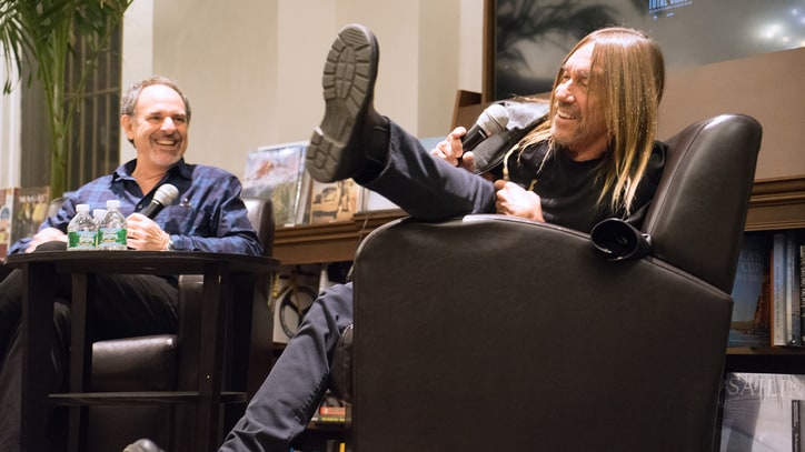 Iggy Pop Remembers Bob Dylan Wannabes, Ruining Joe Perry's Acid Trip