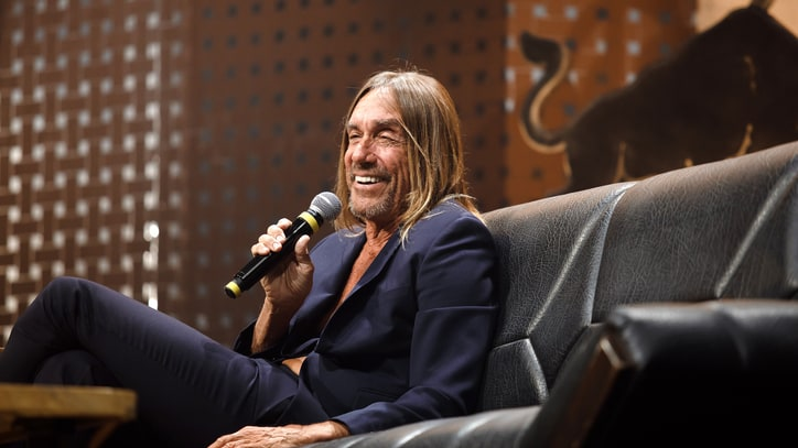Watch Iggy Pop's Revealing Red Bull Music Academy Interview