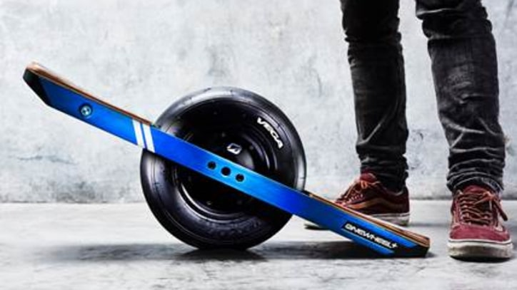 Rolling With the Onewheel+