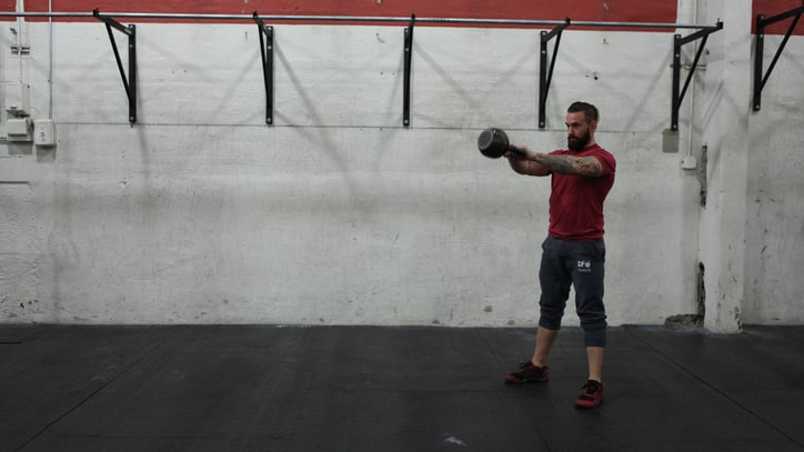 Getting Fit From Scratch: It's Time to Pick Up the Kettlebells