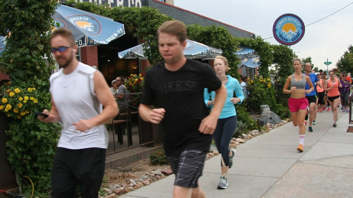 9 Running Clubs That Cool Down With Beer