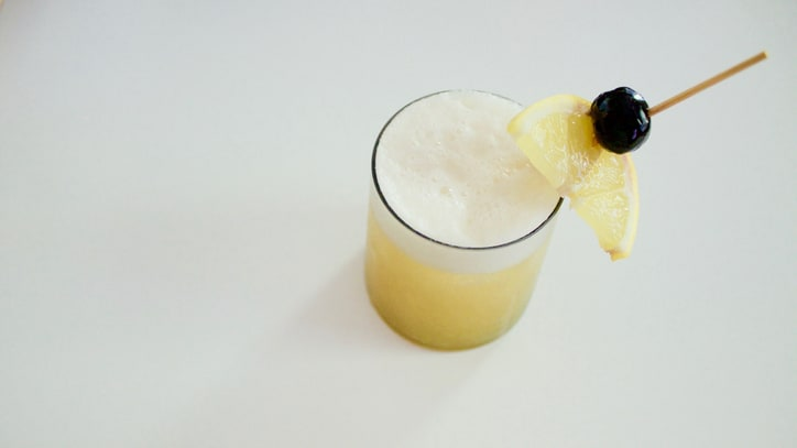 A Whiskey Sour for Adults