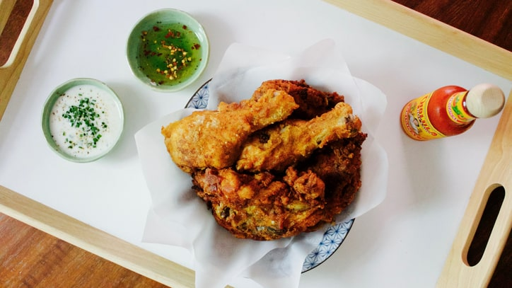 How to Make Pickle-Brined Fried Chicken