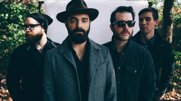 Hear Touring Favorite Drew Holcomb's Fiery New Song