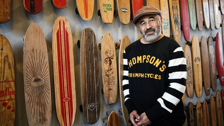 Steve Caballero: Skateboard Legend and Motorcycle-Riding Badass