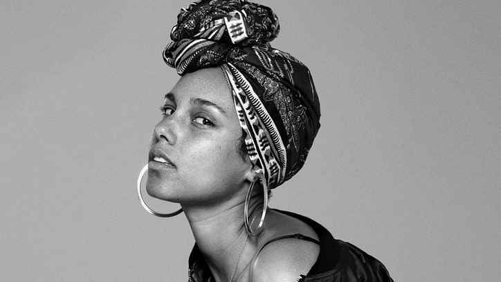 Review: Alicia Keys Gets Gritty, Eclectic, Political on 'Here'
