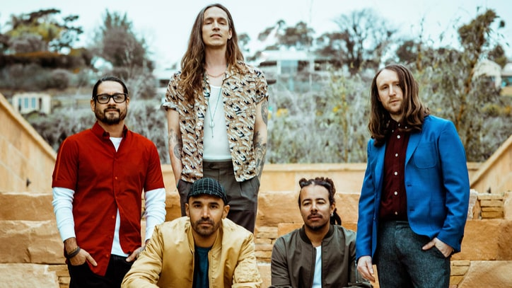 Incubus on Creative 'Recharging,' Skrillex Team-Up, 'S.C.I.E.N.C.E.' at 20