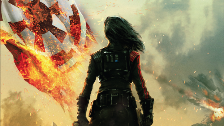 'Star Wars Battlefront 2' Gets Prequel Novel: 'Inferno Squad'