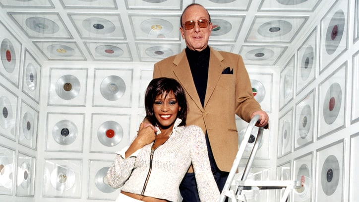 Clive Davis Talks New Career-Spanning Doc, Whitney Houston's Brilliance