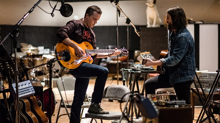 Jason Isbell Says New Album Is 'Topical,' Might Make Fans Dance