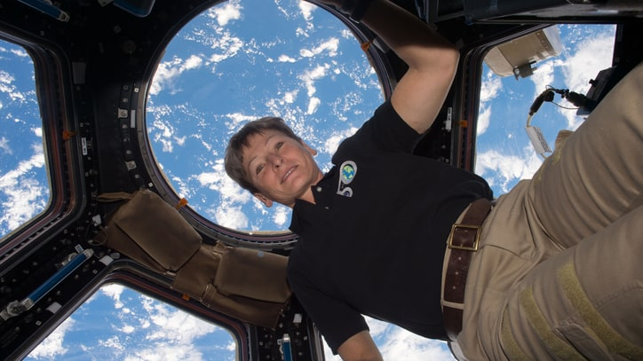 534 Days in Space: Astronaut Peggy Whitson's Groundbreaking Record