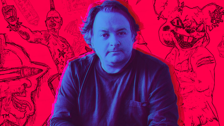 David Jaffe Hates Cutscenes, Loves 'Hearthstone' and Says 'Drawn to Death' is His Most Honest Work Yet