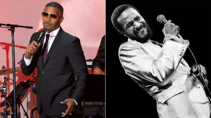 Marvin Gaye's Family Approves Jamie Foxx-Produced Series on Singer's Life