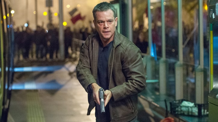 'Jason Bourne' Again: In Praise of Matt Damon, Action Hero