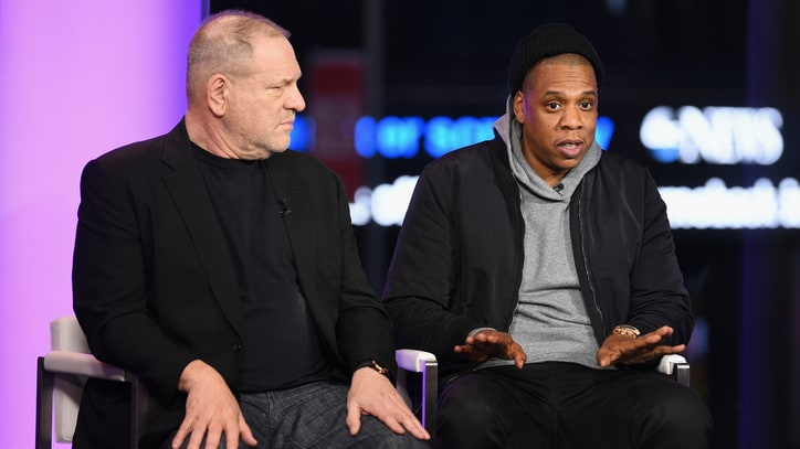 Jay Z, Harvey Weinstein Talk Kalief Browder Doc at New York Event