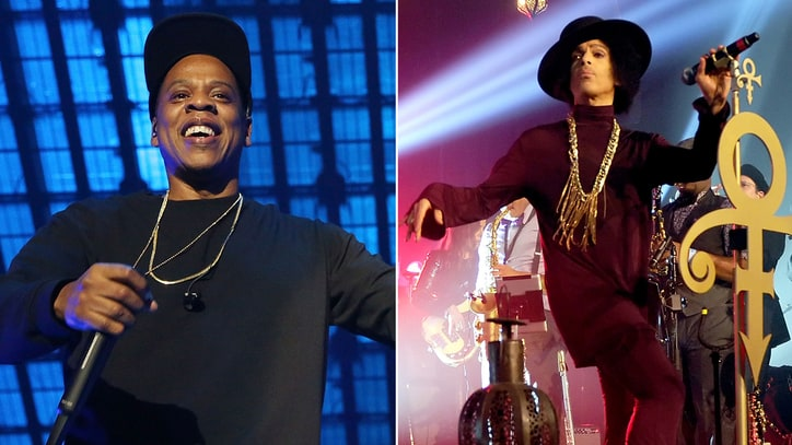 Jay-Z Lashes Out at Prince Estate on '4:44' Song 'Caught Their Eyes'
