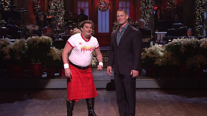 John Cena on 'SNL': 3 Sketches You Have to See