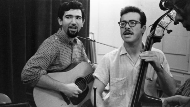 Hear Jerry Garcia's Early Bluegrass Band Hart Valley Drifters