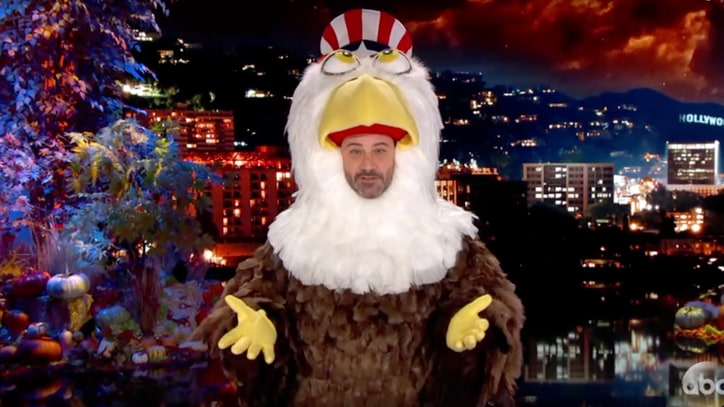 Watch Kimmel's 'Lie Witness News' Read Fake Clinton Emails