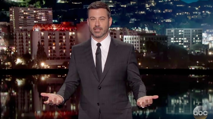 Watch Jimmy Kimmel Prank People About Trump's White House 'Renovations'