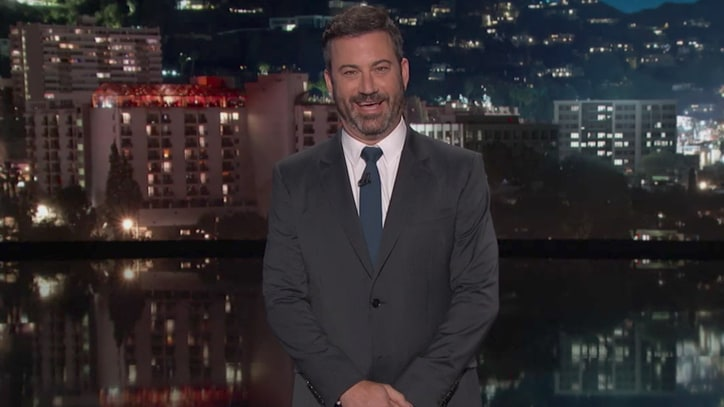 See Jimmy Kimmel Thank McCain, Collins for Graham-Cassidy Defeat