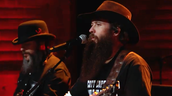 Watch Cody Jinks' Sincere 'I'm Not the Devil' on 'Conan'