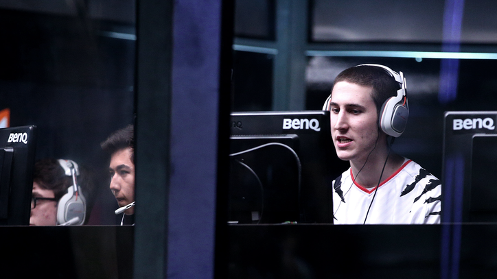 Veteran 'Call of Duty' Champ Jordan 'JKap' Kaplan Preps for 'Infinite Warfare'