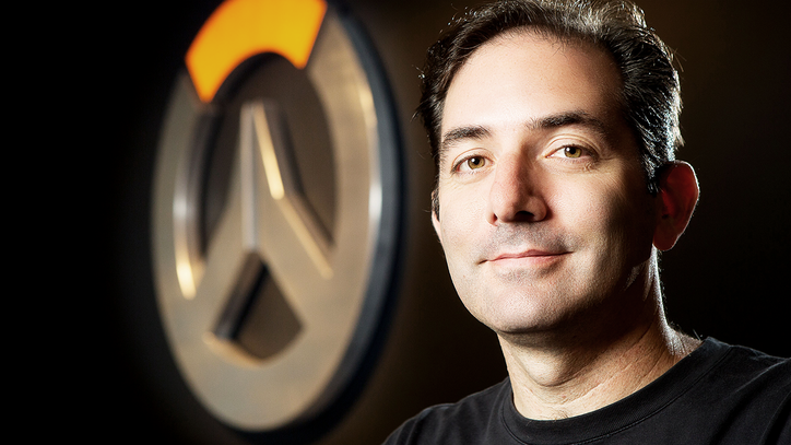 9 Things You Didn't Know About 'Overwatch' Director Jeff Kaplan