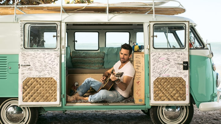 Jake Owen on Embracing Image, Escaping Heartache Through New Album