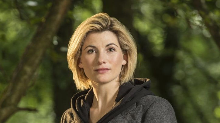 Jodie Whittaker Responds to First Female 'Doctor Who' Outcry