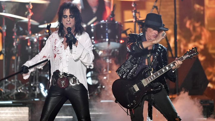 Alice Cooper Breaks Silence on Joe Perry Collapse