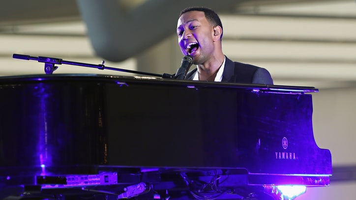 Hear John Legend's Romantic New Song 'Love Me Now'