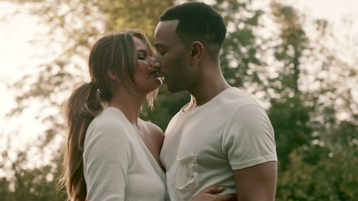 Watch John Legend's Romantic 'Love Me Now' Video