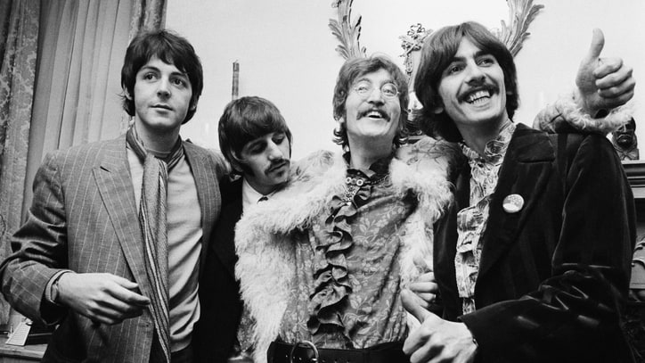 John Lennon's 'Sgt. Pepper's' Piano, Bob Dylan Lyric Sheets Head to Auction
