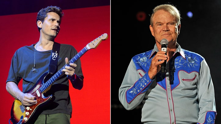 Watch John Mayer Salute Glen Campbell With 'Gentle on My Mind'