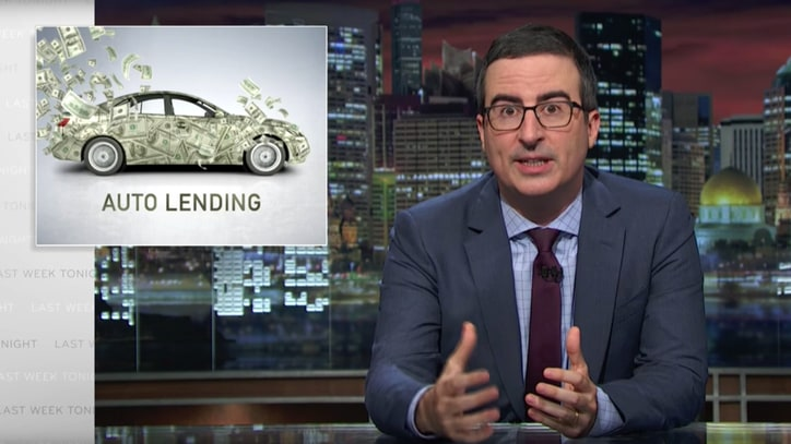 John Oliver, Keegan-Michael Key Become Used Car Dealers to Show Lender Greed