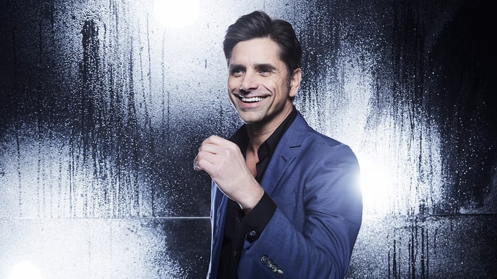 Stamos on Stamos: 'Full House' Star Reviews John Stamos Art Show
