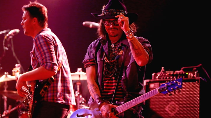 See Johnny Depp, Strokes' Euphoric Cover of Tom Petty's 'American Girl'