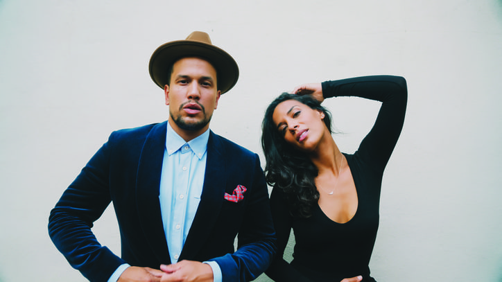 See Johnnyswim's Uplifting New 'First Try' Video