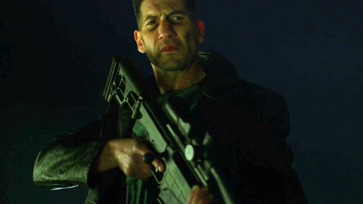 How Jon Bernthal Got Into 'Punisher' Shape