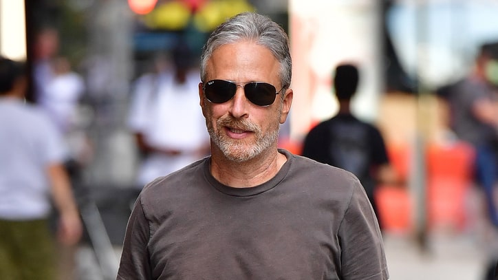 Jon Stewart Bashes Trump's Charlottesville Response at Dave Chappelle Show